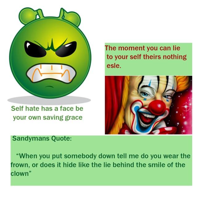 clown qoute