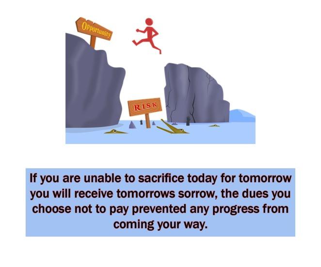 Sacrifies